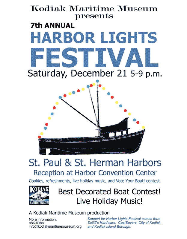 7th Annual Harbor Lights Festival